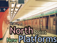Galleries -> North Point New Platforms